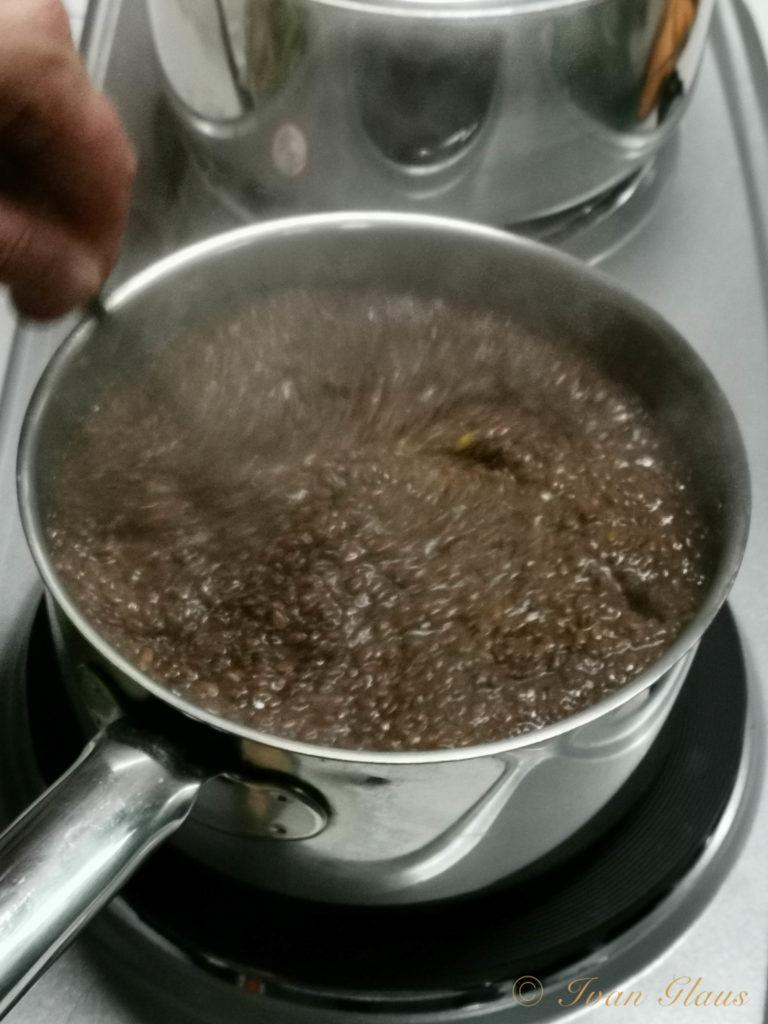 Leinsamen (Zubereitung)